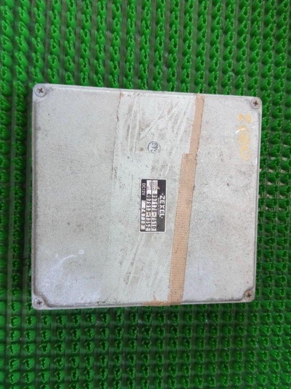 Блок efi Isuzu Bighorn UBS69GW 4JG2-409269 1997