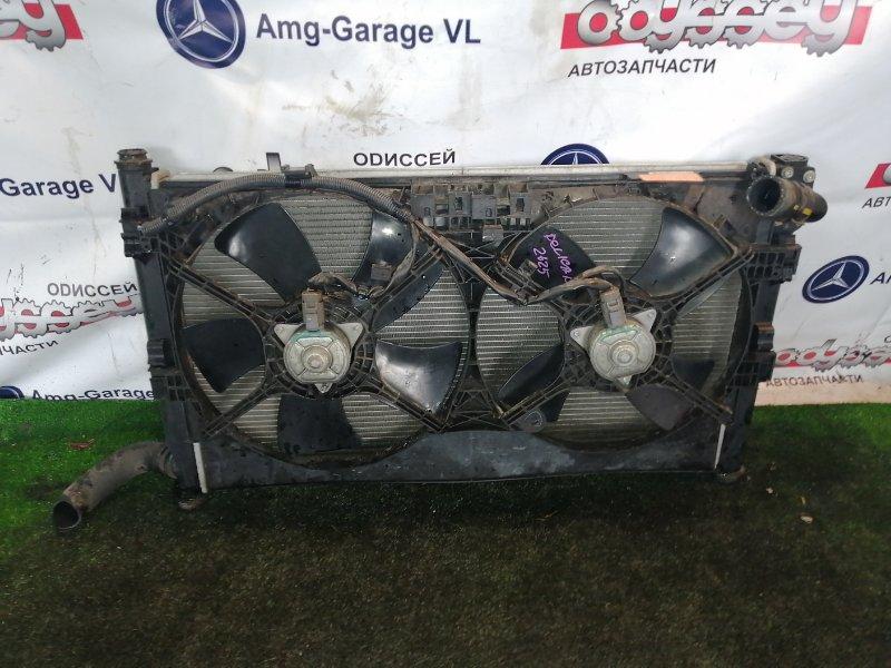 Радиатор Mitsubishi Delica D5 CV5W 4B12 2011