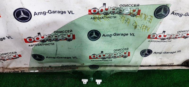 Стекло двери Subaru Exiga YA5 EJ204 2008 переднее правое