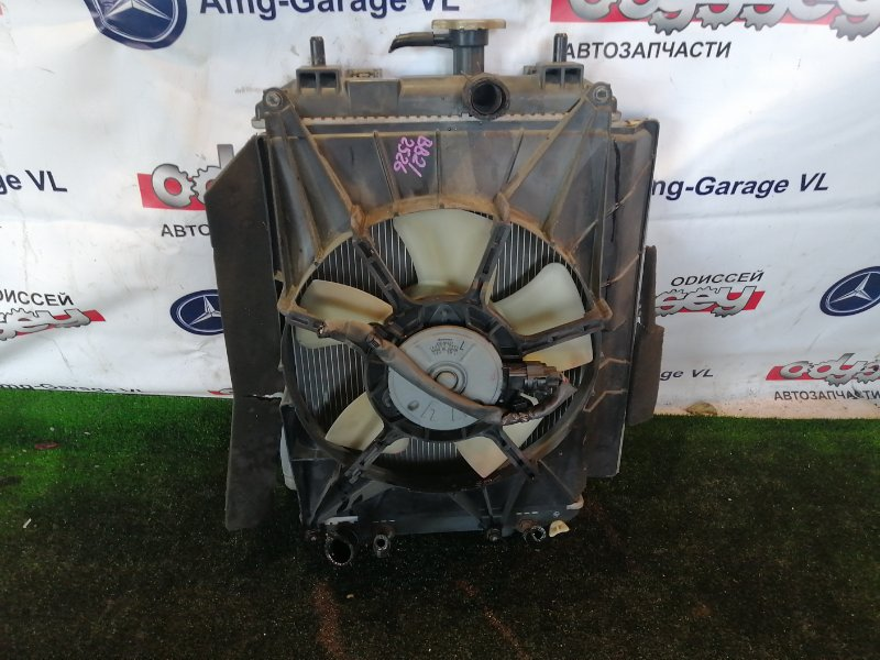 Радиатор Toyota Bb QNC21 3SZ-VE 2006