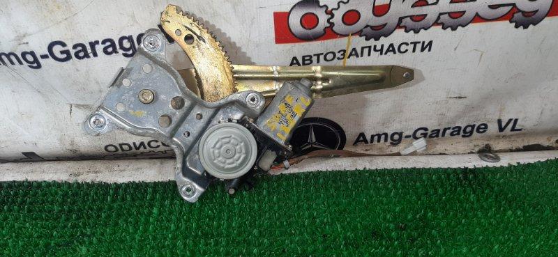 Стеклоподъемный механизм Toyota Hilux Surf KZN185 1KZ-TE 1998 задний правый