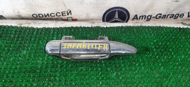 Ручка двери Nissan Safari VRGY61 TD42-029767T 1998 передняя правая