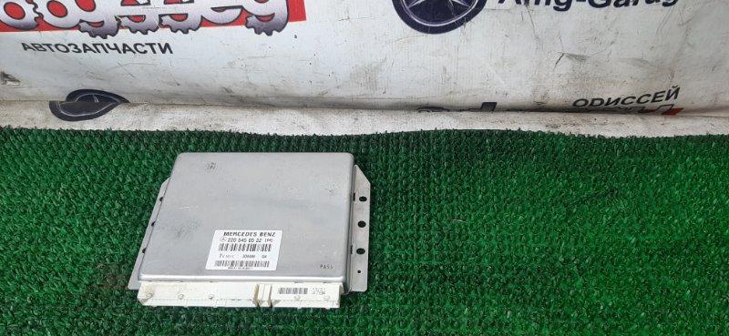 Блок управления подвеской Mercedes S350 W220.067 112972 2004