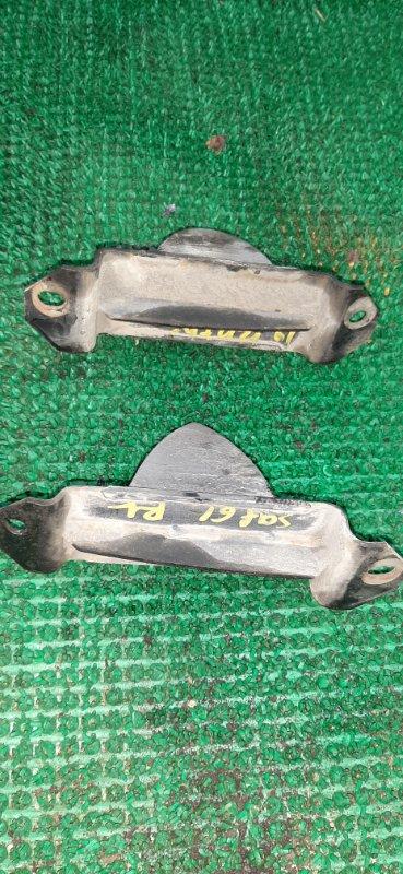 Отбойник Nissan Safari WYY61 RD28TE-478267X 1997 задний