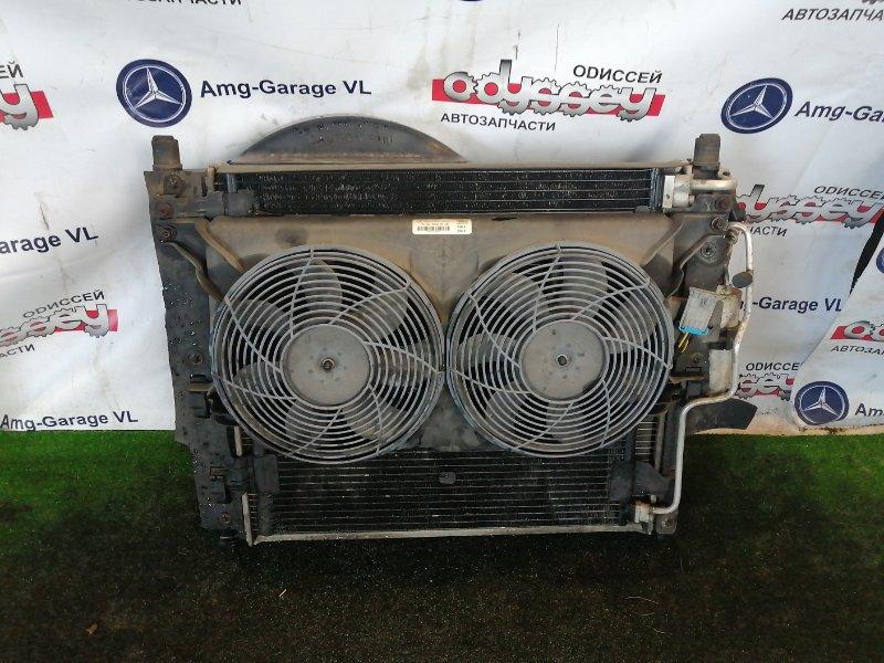 Радиатор Mercedes Ml320 WDC163 112.942 2002