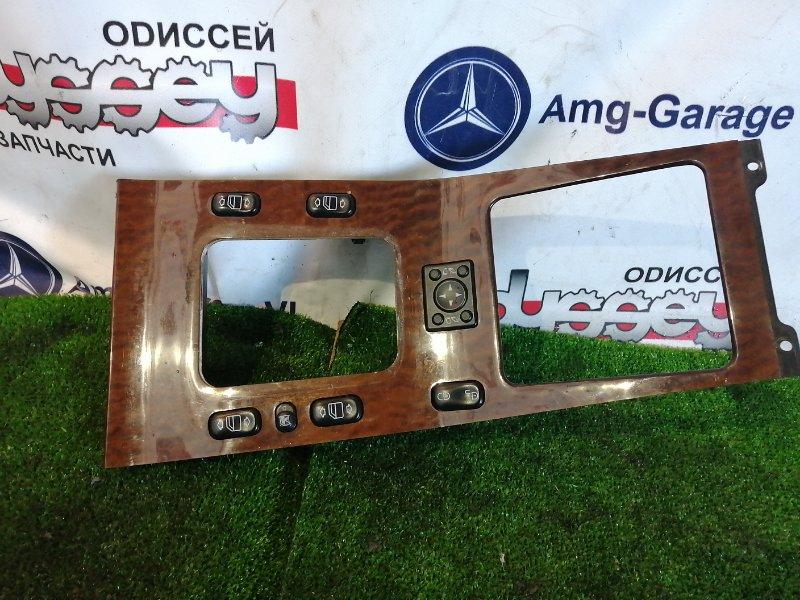Блок упр. стеклоподьемниками Mercedes Ml320 WDC163 112.942 2002