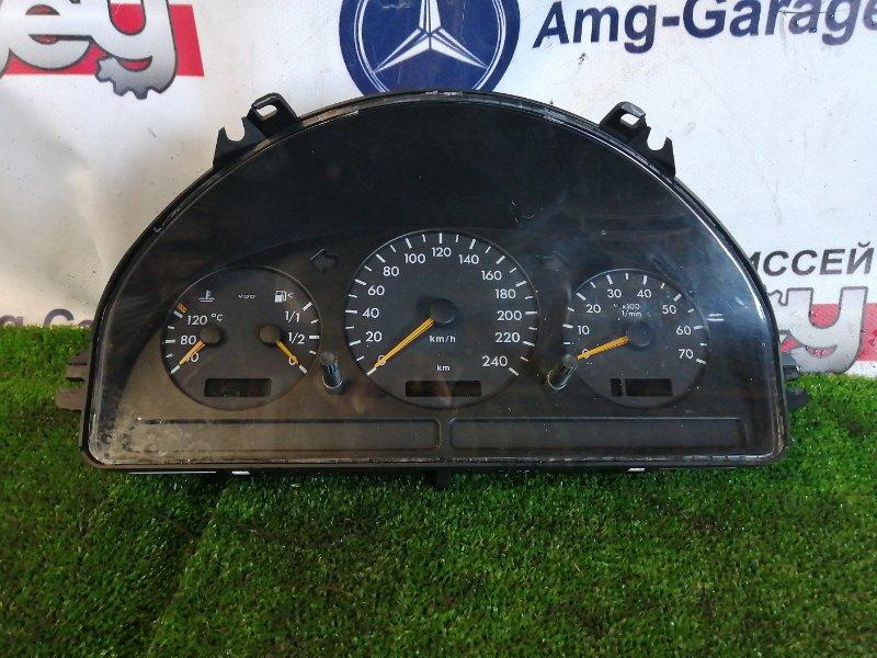 Панель приборов Mercedes Ml320 WDC163 112.942 2002
