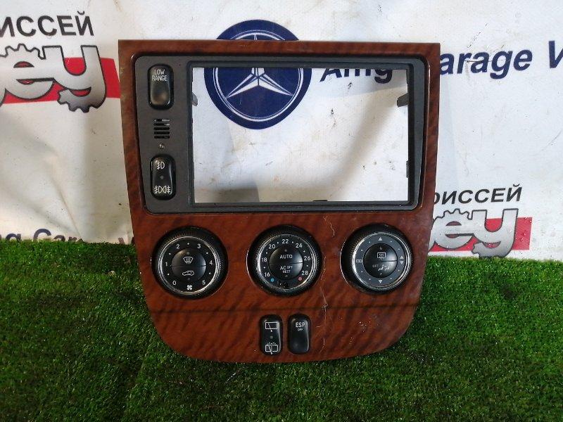 Климат контроль Mercedes Ml320 WDC163 112.942 2002