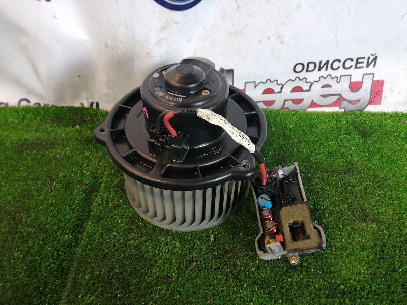 Мотор печки Mercedes Ml320 WDC163 112.942 2002