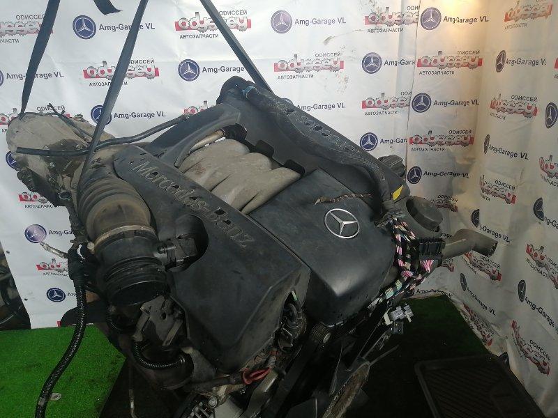 Двигатель Mercedes Ml320 WDC163 112.942 2002