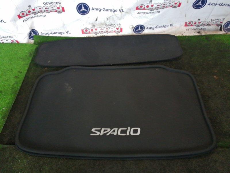 Коврик багажника Toyota Corolla Spacio NZE121 1NZ-FE 2003