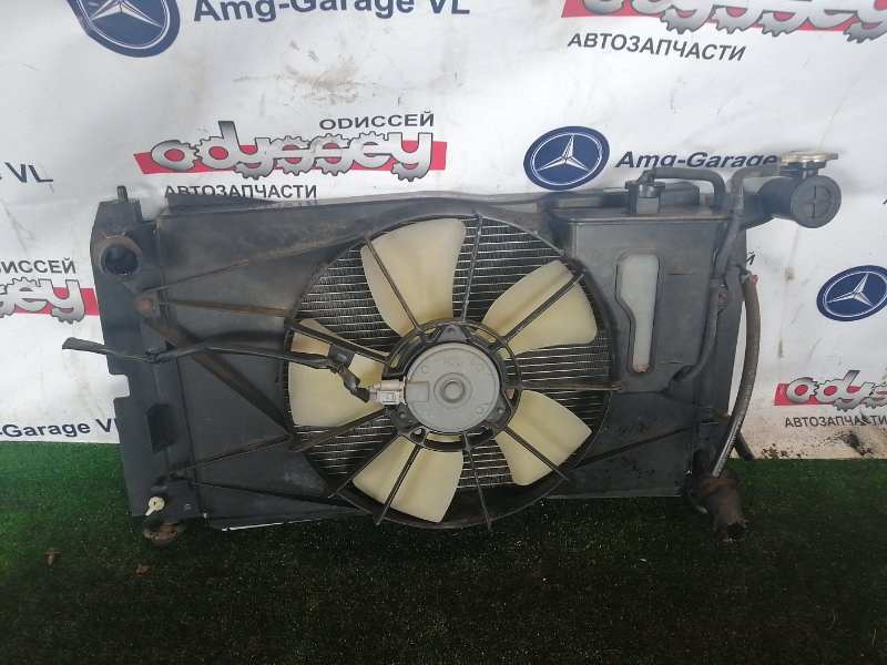 Радиатор Toyota Corolla Spacio NZE121 1NZ-FE 2003