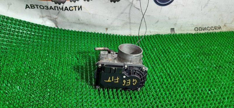 Дроссельная заслонка Honda Fit GE6 L13A 2005
