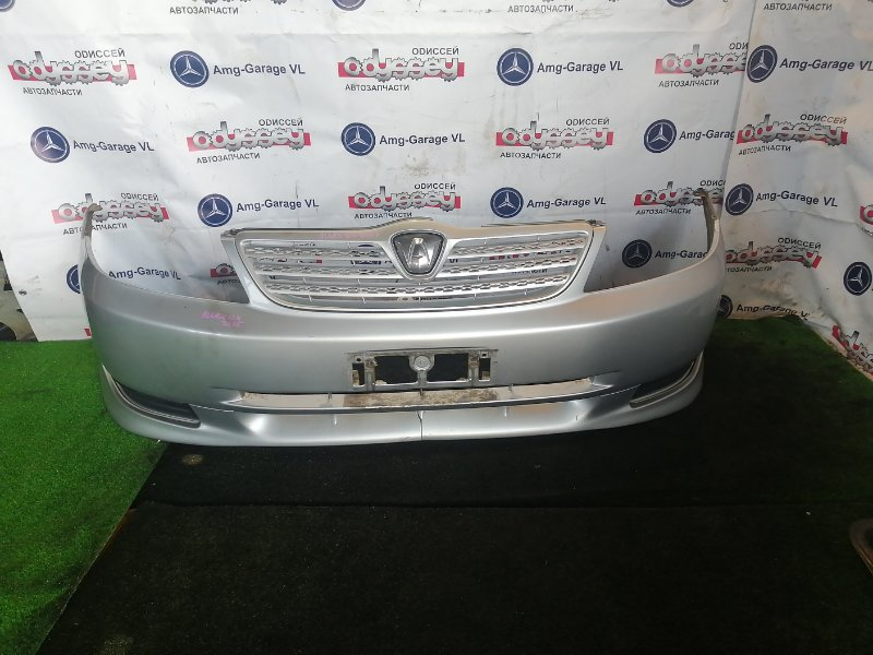 Бампер Toyota Allex NZE124 1NZ-FE 2001 передний