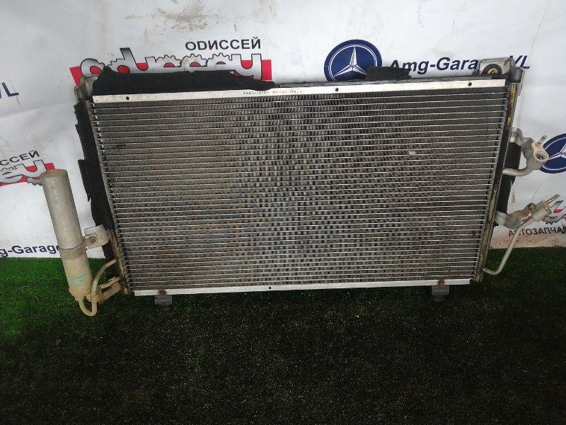 Радиатор кондиционера Mitsubishi Airtrek CU2W 4G63T 2003