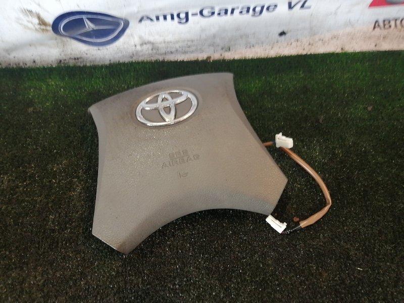 Airbag на руль Toyota Premio ZRT261 3ZR-FAE 2009