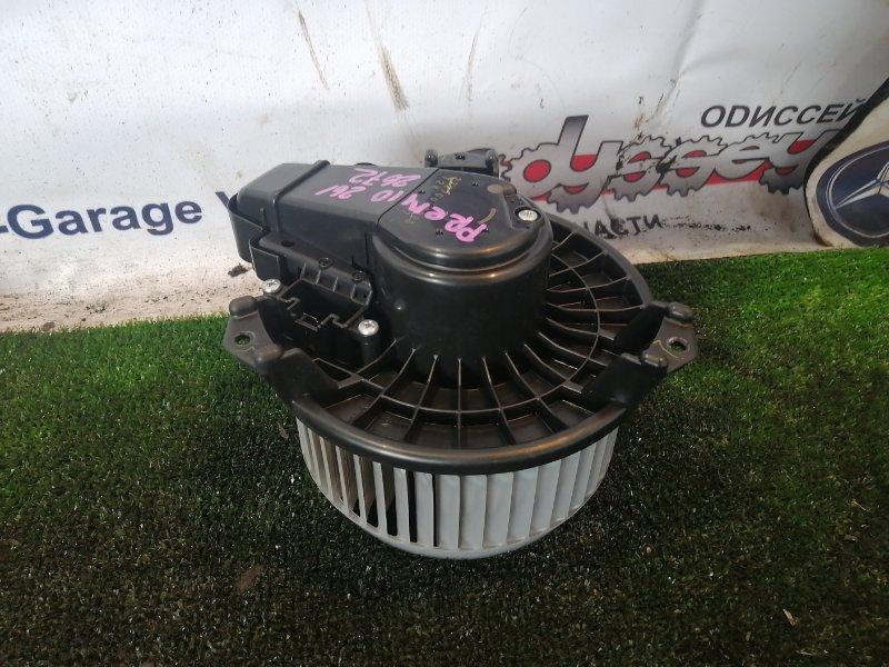 Мотор печки Toyota Premio ZRT261 3ZR-FAE 2009