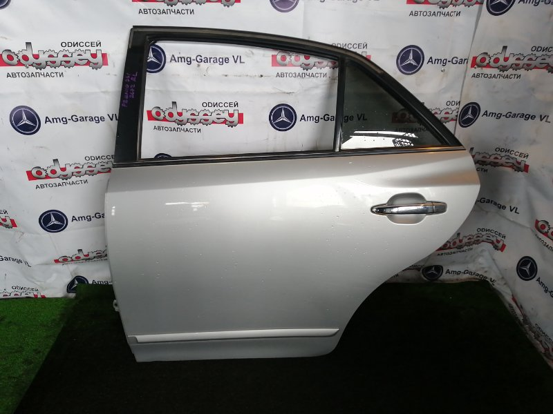 Дверь Toyota Premio ZRT261 3ZR-FAE 2009 задняя левая
