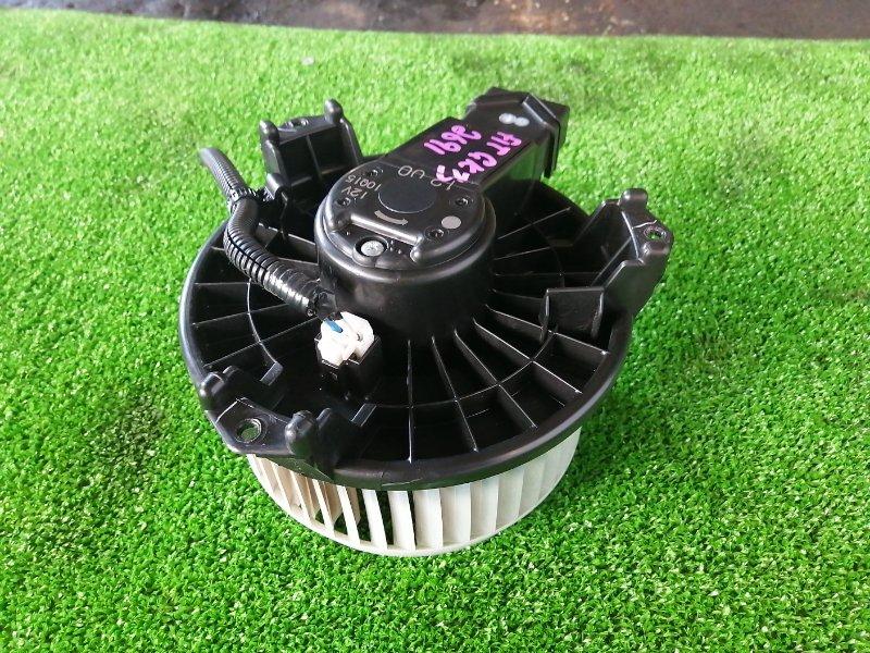 Мотор печки Honda Fit GK3 L13B 2013