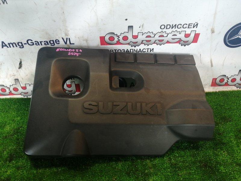 Крышка двс декоративная Suzuki Escudo TD54W J20A 2005