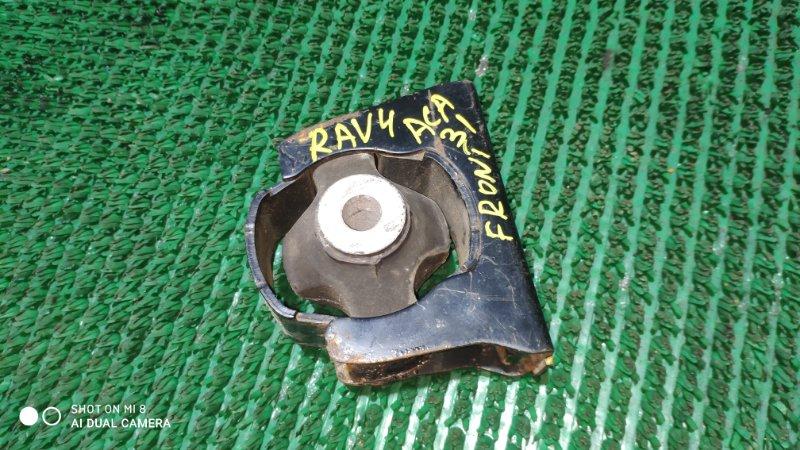 Подушка двигателя Toyota Rav4 ACA31 2AZ передняя