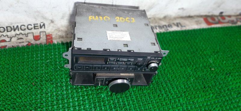 Магнитофон Mitsubishi Fuso FK71HD 6M61 1999