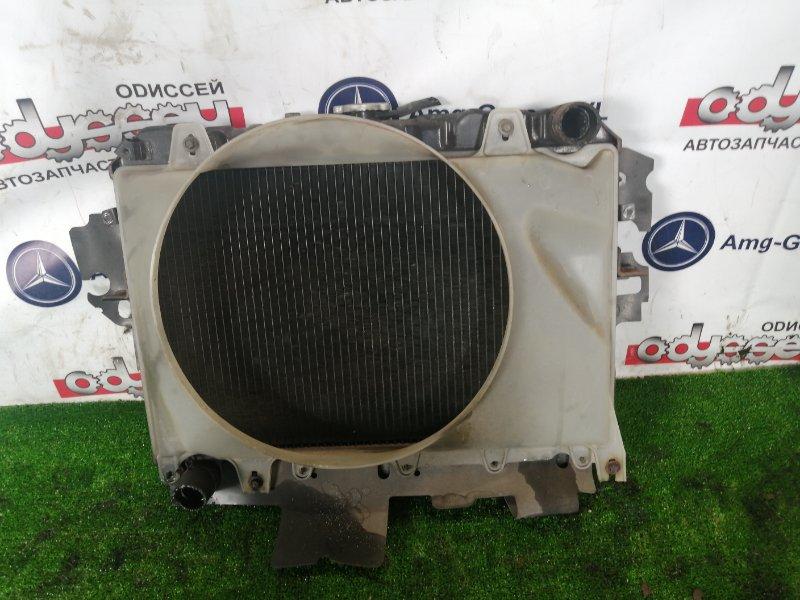 Радиатор Mazda Bongo Brawny SD89T F8 1994