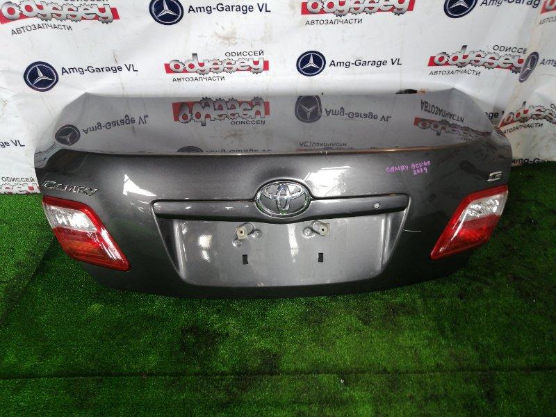 Крышка багажника Toyota Camry ACV40 2AZ-FE 2007