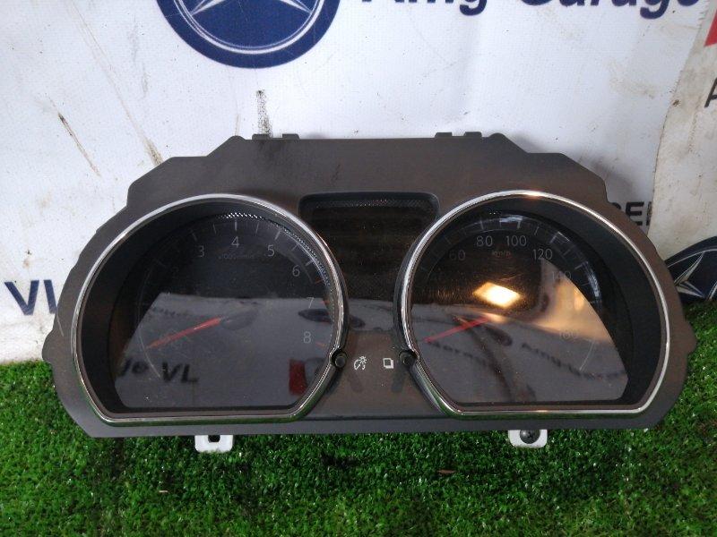 Панель приборов Nissan Latio N17 HR12 2014