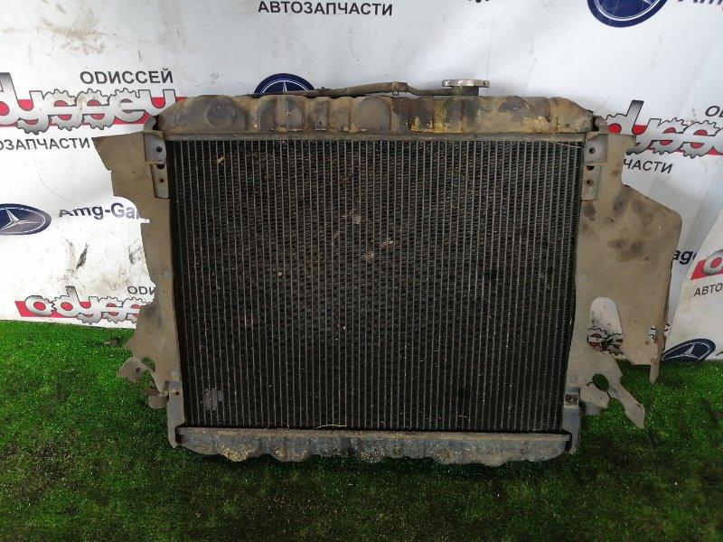 Радиатор Nissan Atlas M4F23 TD23 1992