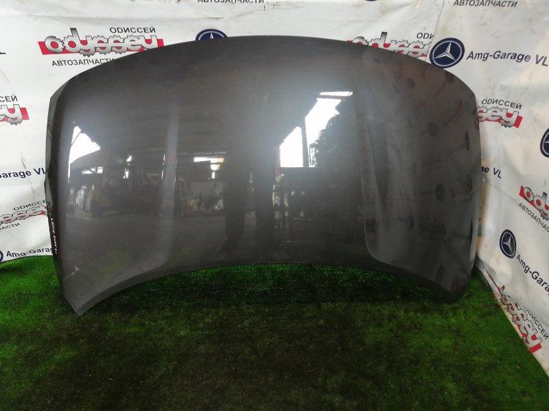 Капот Nissan Latio N17 HR12 2014