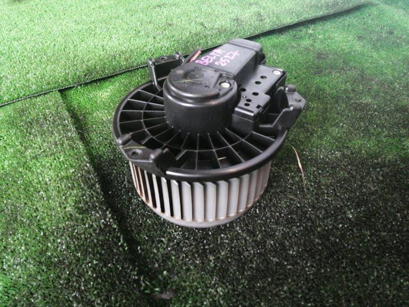 Мотор печки Toyota Belta SCP92 2SZ-FE 2008