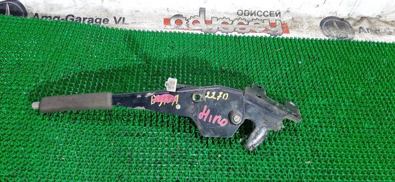 Ручка ручника Hino Hino Ranger FB4JG J05C 1997