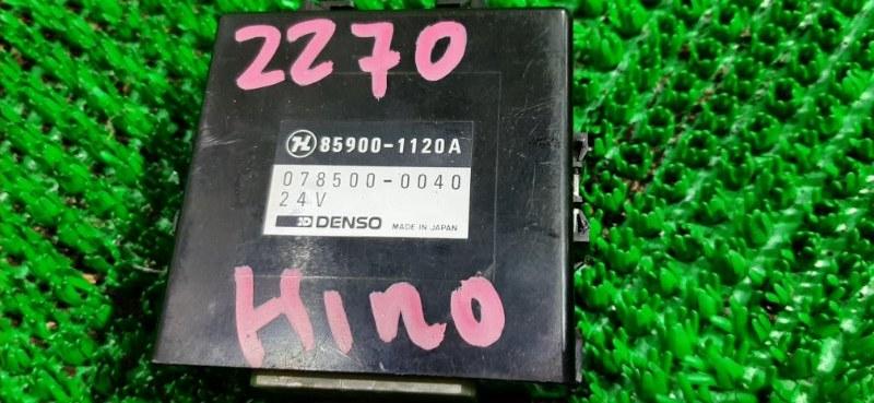 Реле Hino Hino Ranger FB4JG J05C 1997
