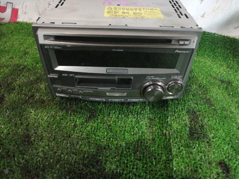 Магнитофон Nissan Xtrail TNT31 QR25DE 2011