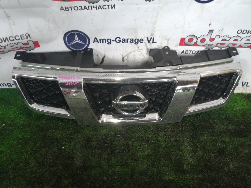 Решетка радиатора Nissan Xtrail TNT31 QR25DE 2011