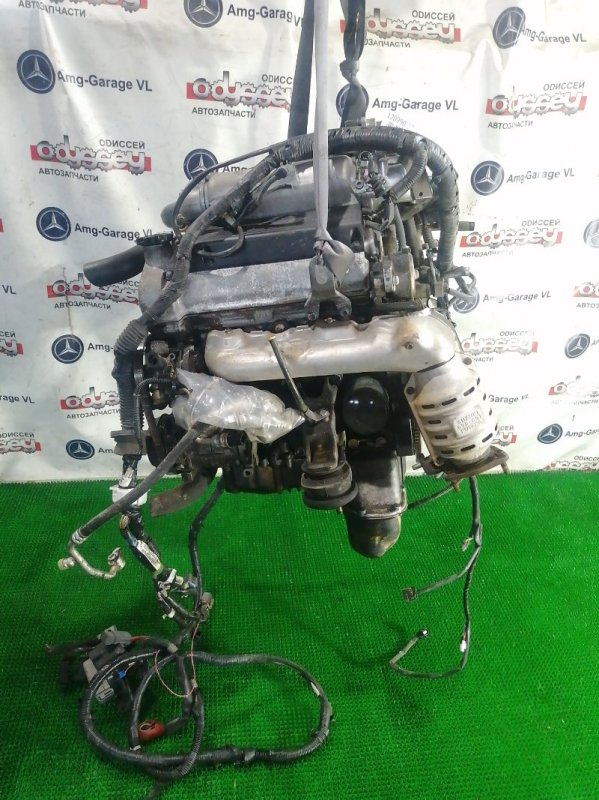 Двигатель Suzuki Grand Escudo TX92W H27A 2001