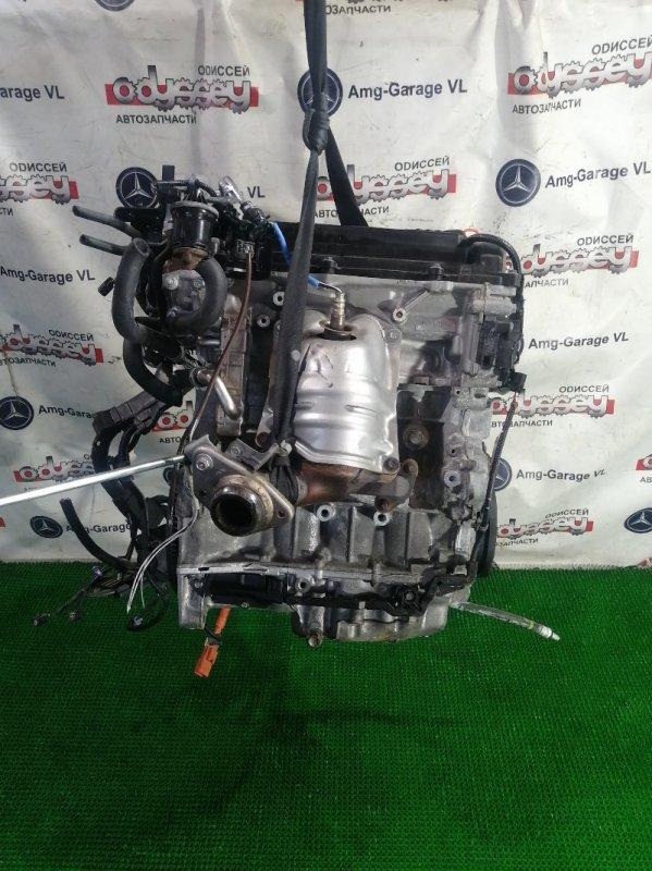 Двигатель Honda Fit GP5 LEB 2013
