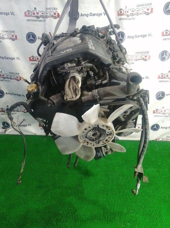 Двигатель Isuzu Bighorn UBS26GW 6VE1 2000