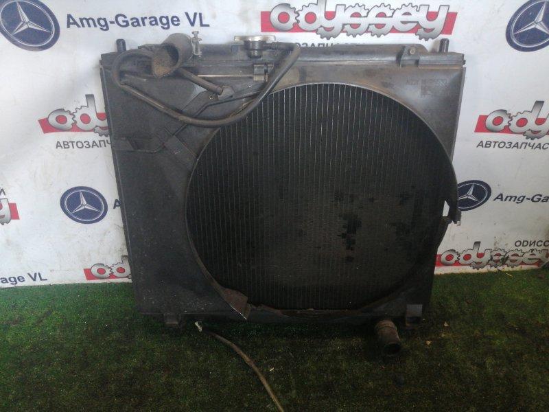 Радиатор Mitsubishi Pajero V26 4M40 1993