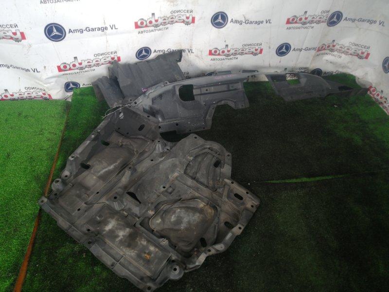Защита двигателя Mitsubishi Delica D5 CV1W 4N14 2013