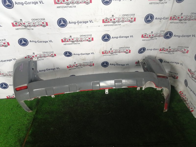 Бампер Mitsubishi Delica D5 CV1W 4N14 2013 задний