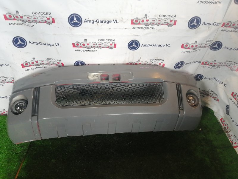 Бампер Mitsubishi Delica D5 CV1W 4N14 2013 передний