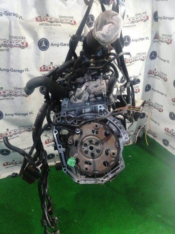 Двигатель Nissan Cube Z12 HR15 2008