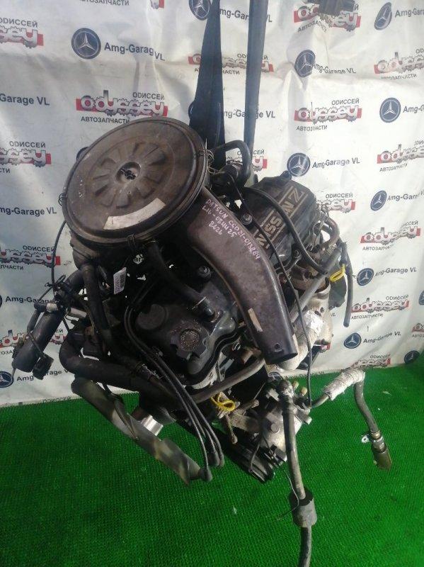 Двигатель Nissan Datsun CGD21 Z16(S) 1988