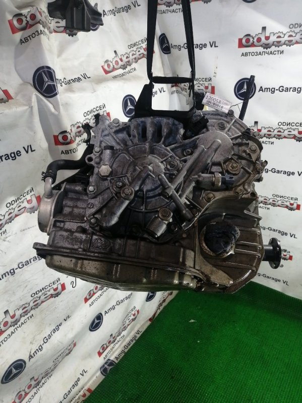 Автомат Toyota Vitz NSP135 1NR-FE 2011