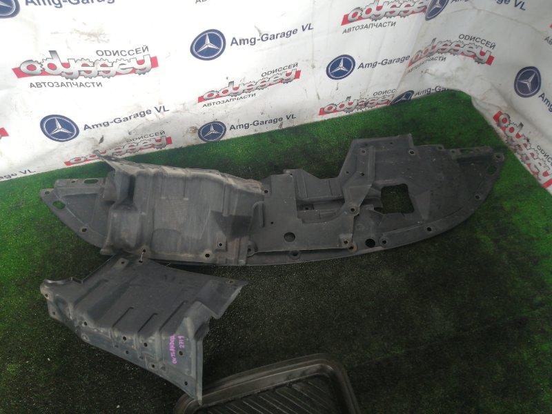 Защита двигателя Mitsubishi Outlander CW5W 4B12 2009
