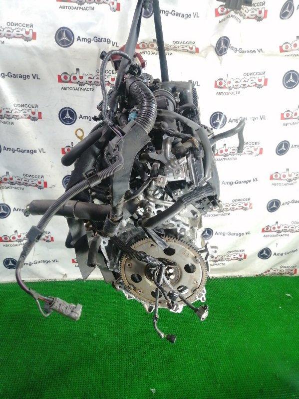 Двигатель Toyota Vitz NSP135 1NR-FE 2011