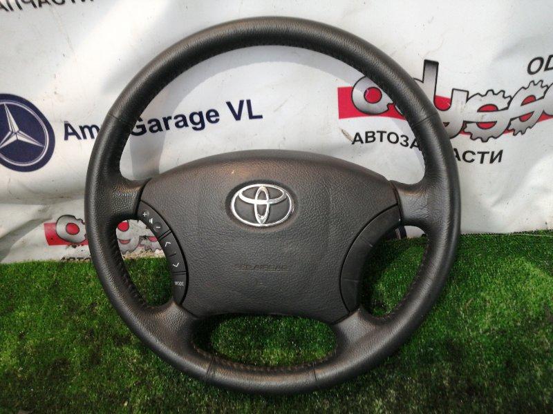 Руль Toyota Ipsum ACM21 2AZ-FE 2006