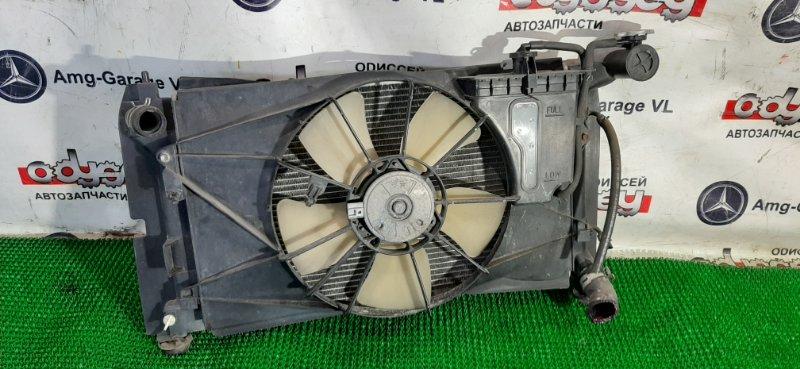 Радиатор Toyota Allex ZZE124 1ZZ-FE 2002